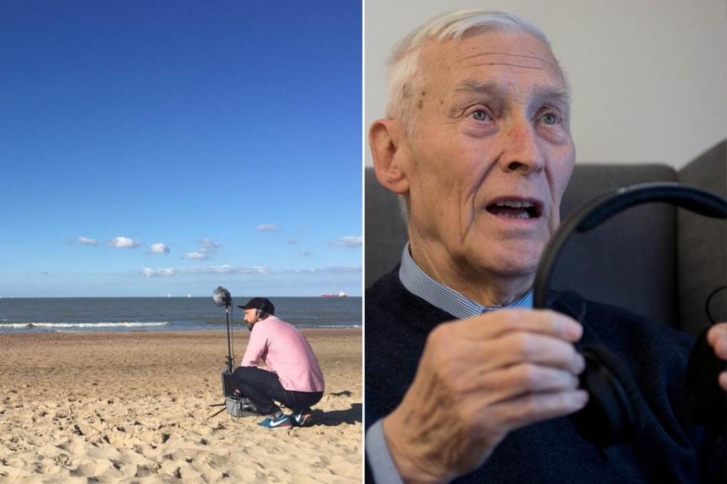 Mindspaces: geluidskunst vergroot leefwereld van mensen met dementie