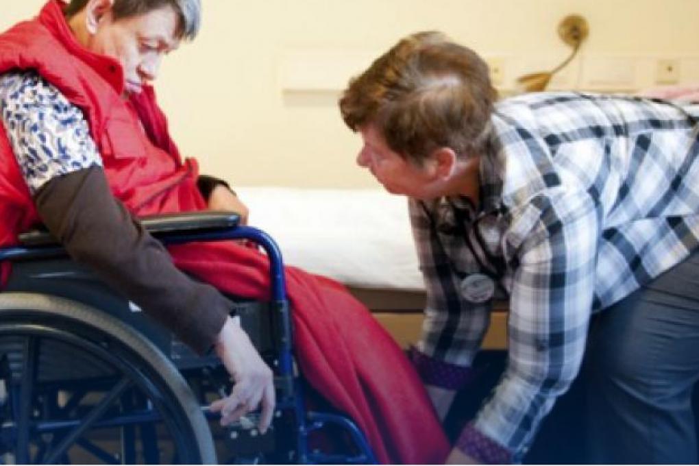 20 miljoen extra nodig voor mensen met meervoudig complexe handicap