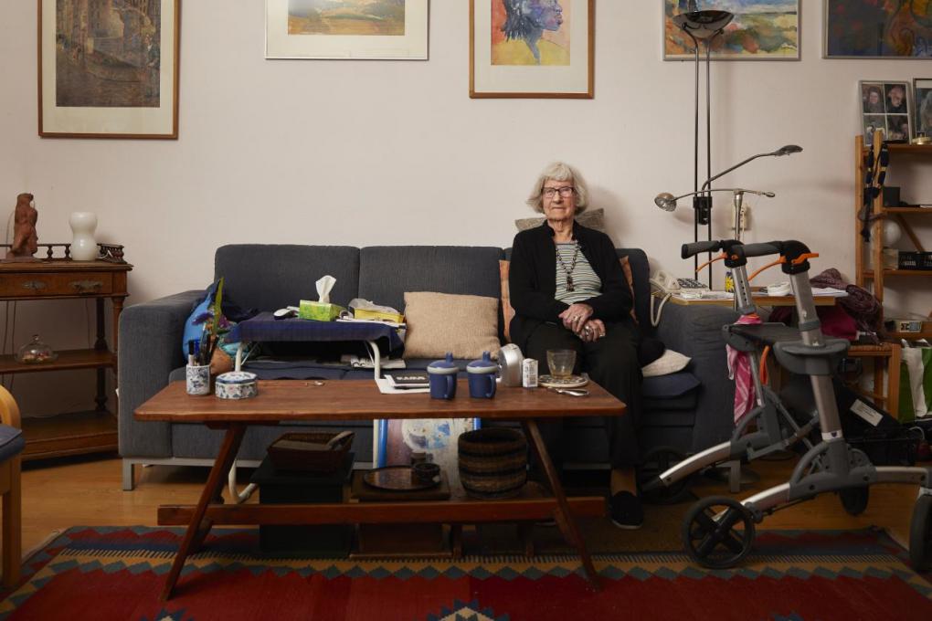 Burennetwerk maakt lezen weer mogelijk voor 101-jarige mevrouw Bleys