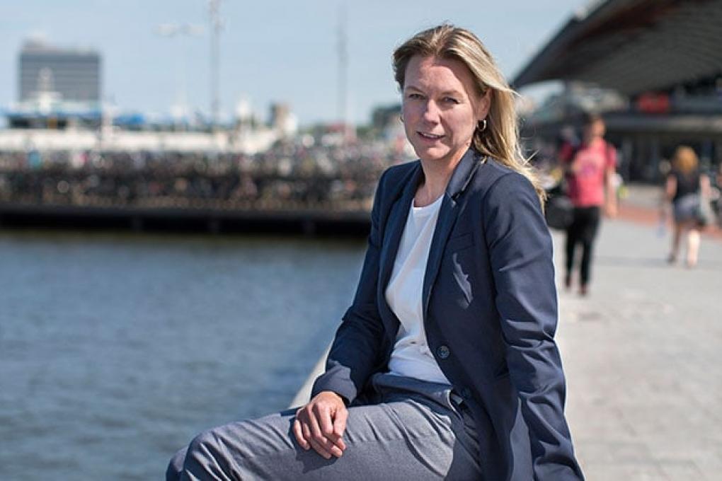 Ellen Maat verlaat Cordaan