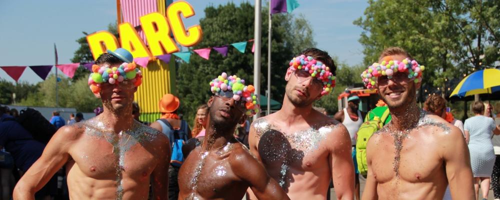 Pride Week: Mini-Milkshake livestream