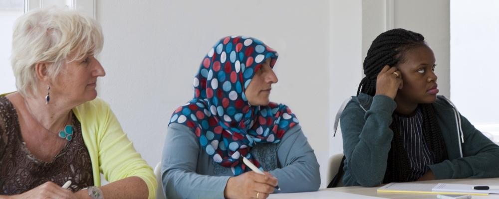 Cursus 'De Zorg de Baas' voor mantelzorgers in Nieuw-West