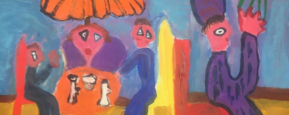 Outsider Art Galerie bestaat 2 jaar