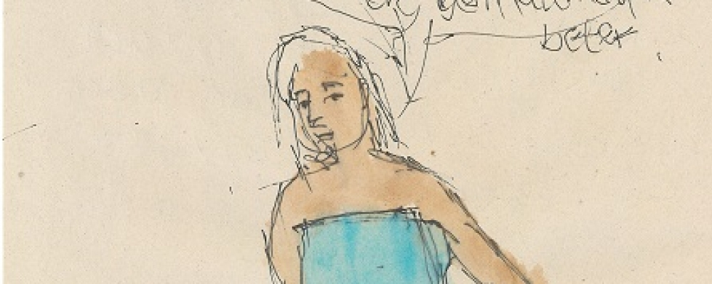 Marianne Schipaanboord - Een Leven in Tekeningen / A Life in Drawings