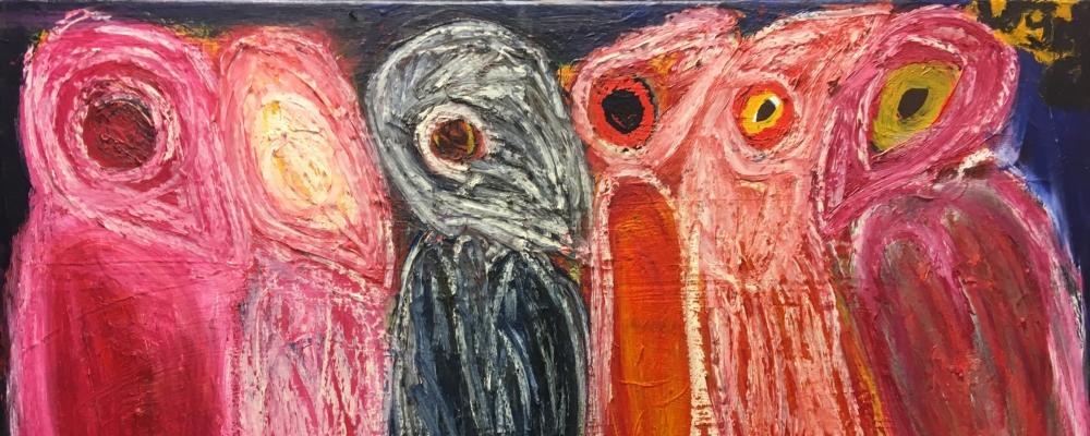 Birds & Beasts, outsider kunstenaars en de dierenwereld
