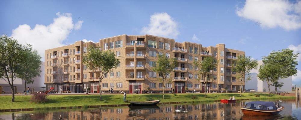 Nieuw bij Cordaan: Het Spaarnhout - Kleinschalig groepswonen in het westelijk havengebied