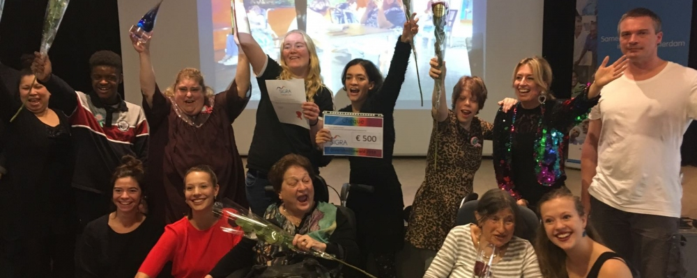 Theater LeBelle wint Diversiteitsaward Sigra