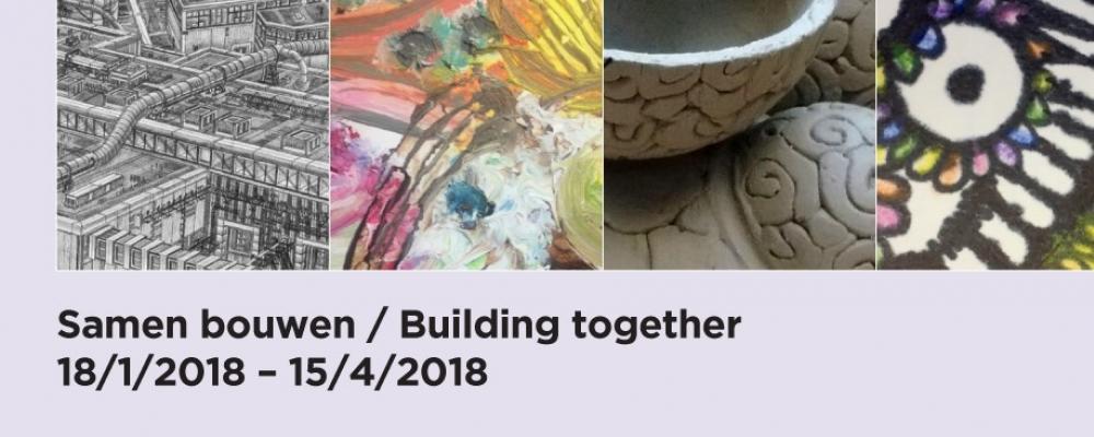 8 maart opening Samen Bouwen / Building Together