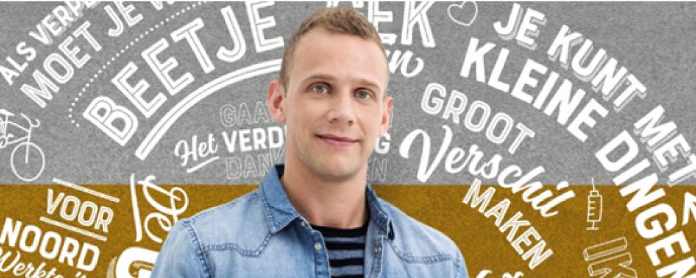 Week van Zorg en Welzijn: Joost komt tot leven