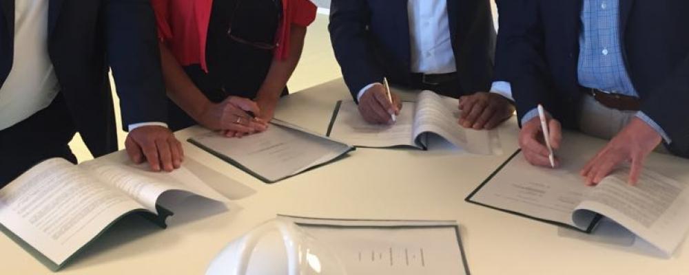 Samenwerking voor top-zorg in IJburg