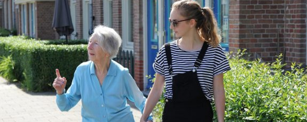 Succesvolle samenwerking SeniorenStudent en Cordaan