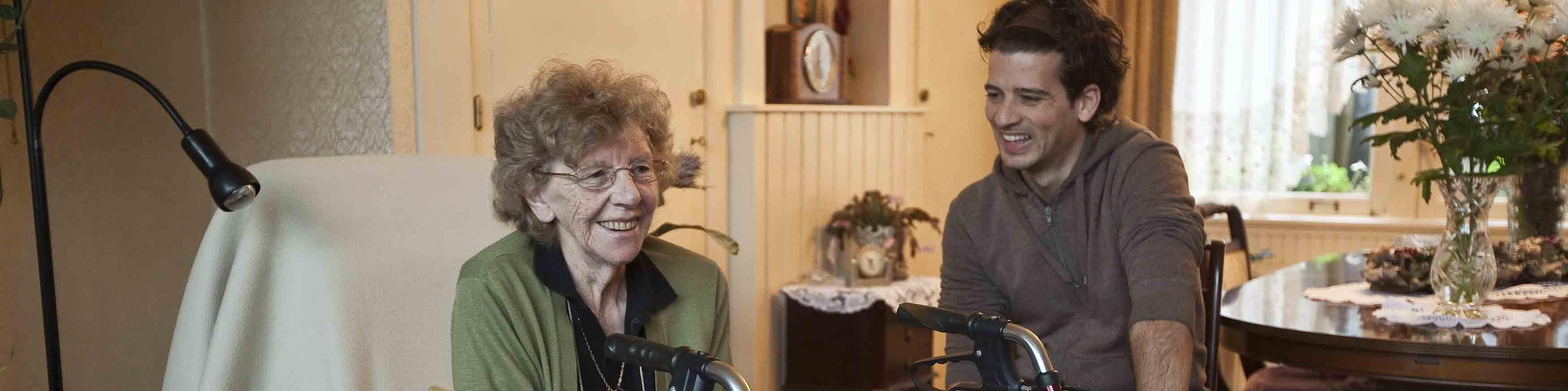 Wijkteam Thuiszorg Staatsliedenbuurt - Frederik Hendrik