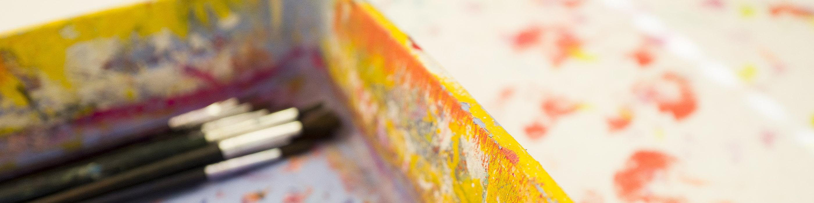 Kunst & Creatief werk Landlust