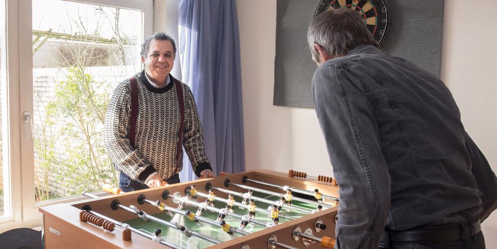Slaapkamer Jongvolwassenen : Wonen voor mensen met een verstandelijke ...