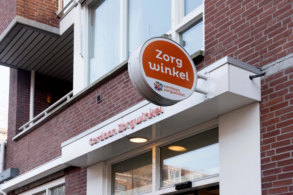 Wc Stoel Thuiszorgwinkel : De thuiszorgwinkels cordaan